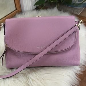 Kate Spade Polly Large Flap Convertible Crossbody